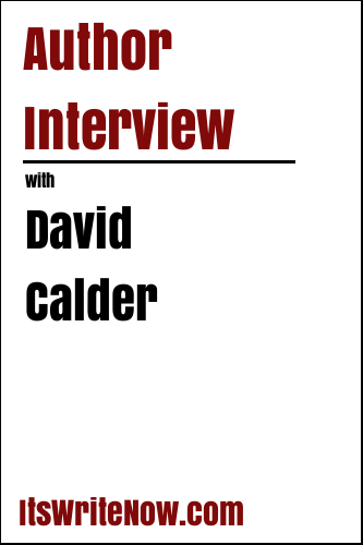 Author Interview with David Calder