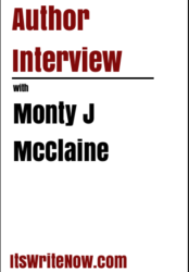 Author interview with Monty J McClaine of 'Super Speed Sam : Hide and Panic Stations'