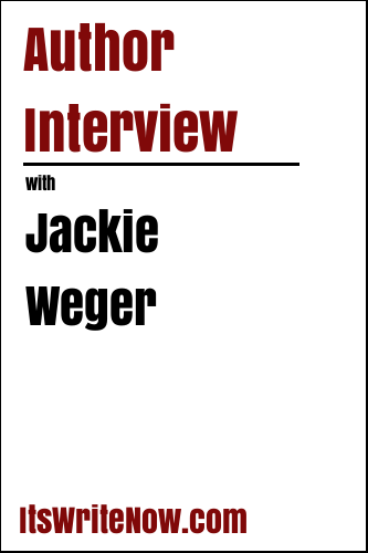 Author interview with Jackie Weger of 'The House on Persimmon Road'