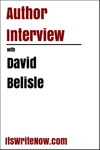 Author interview with David Belisle of 'Full Moon'