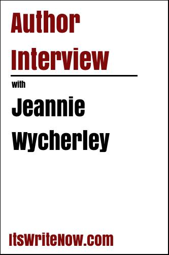 Author Interview with Jeannie Wycherley