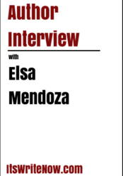 Author interview with Elsa Mendoza of 'You Can Quote Me On This:  Words to Empower You and Awaken Your Consciousness'