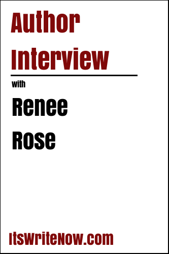 Author Interview with Renee Rose