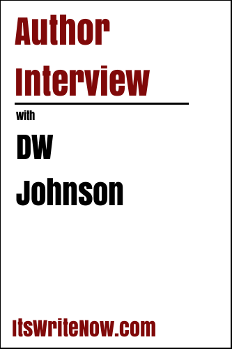 Author Interview with DW Johnson