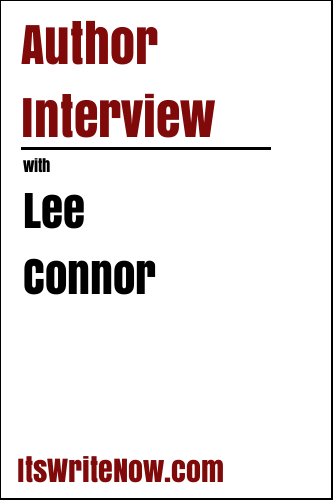 Author Interview with Lee Connor