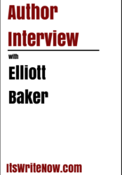 Author interview with Elliott Baker of 'The Sun God's Heir: Return (Book One)'