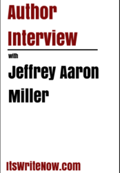 Author interview with Jeffrey Aaron Miller of 'The Ribbon Tree'