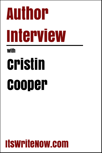 Author Interview with Cristin Cooper