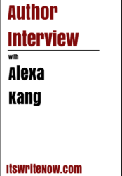 Author interview with Alexa Kang of 'Eternal Flame'