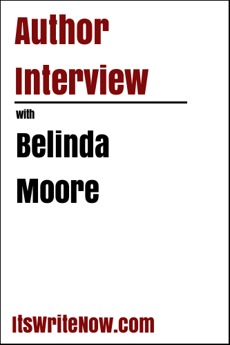 Author Interview with Belinda Moore