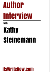 Author interview with Kathy Steinemann of 'The Writer's Lexicon: Descriptions, Overused Words, and Taboos'