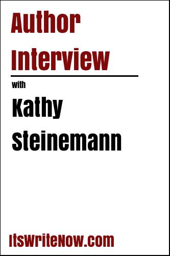 Author Interview with Kathy Steinemann