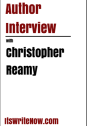 Author interview with Christopher Reamy of 'Dreams of Hegemony'
