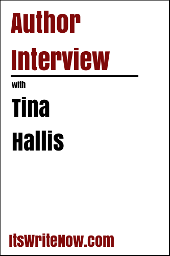Author Interview with Tina Hallis