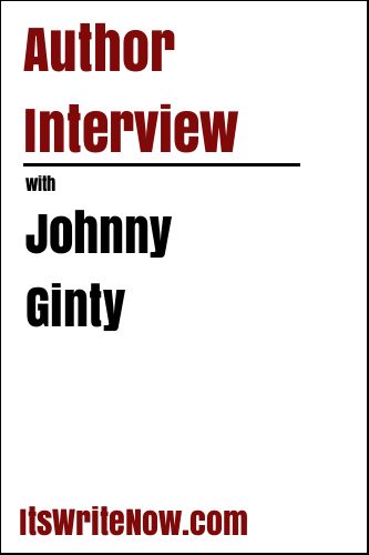 Author interview with Johnny Ginty of 'Dark Poetry, Volume 2: Gothic Twilight'