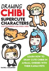 Drawing Chibi Supercute Characters Easy for Beginners & Kids (Manga / Anime)