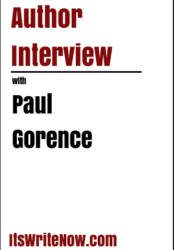 Author interview with Paul Gorence of 'Reflections In My Mind'