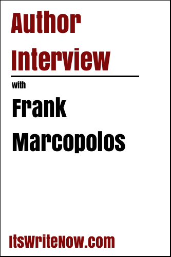 Author Interview with Frank Marcopolos