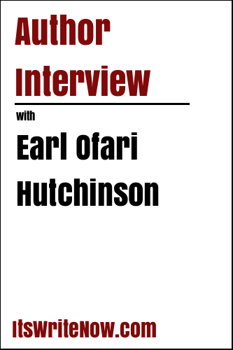 Author Interview with Earl Ofari Hutchinson