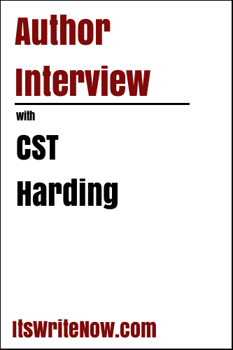Author Interview with CST Harding