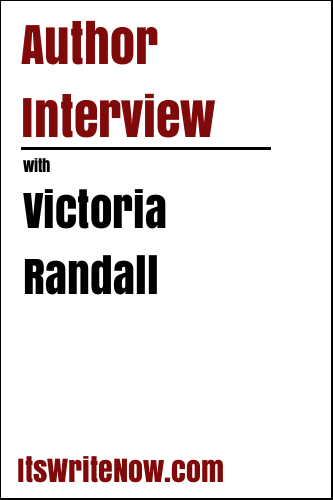Author interview with Victoria Randall