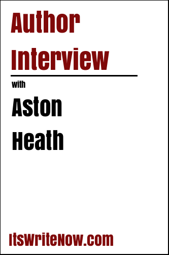 Author interview with Aston Heath of 'Elephants of Thailand: The Smiling Elephant' Book Cover