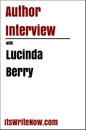 Author Interview with Lucinda Berry