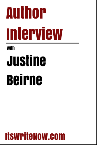 Author Interview with Justine Beirne