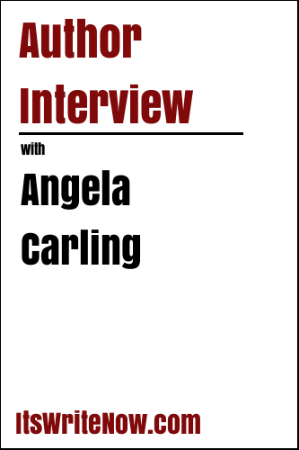 Author Interview with Angela Carling