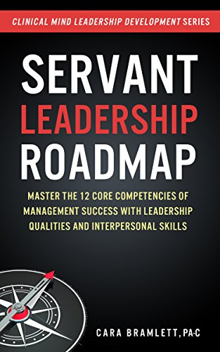 Servant Leadership Roadmap Book Cover