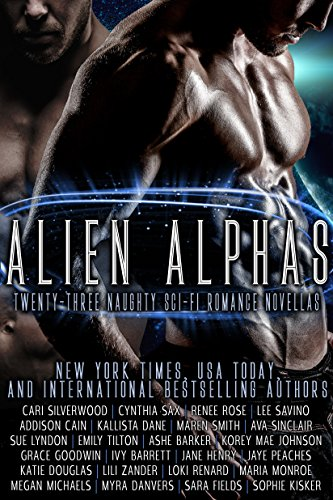 Alien Alphas Book Cover