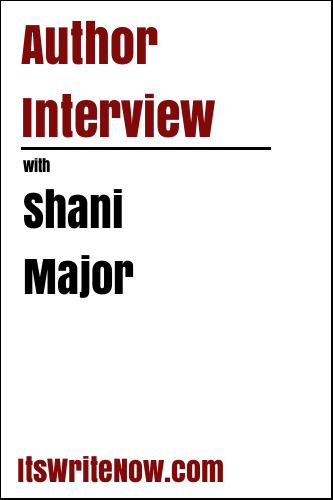 Author interview with Shani Major