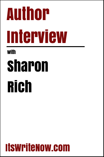 Author interview with Sharon Rich
