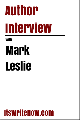 Author interview with Mark Leslie of 'A Canadian Werewolf in New York'
