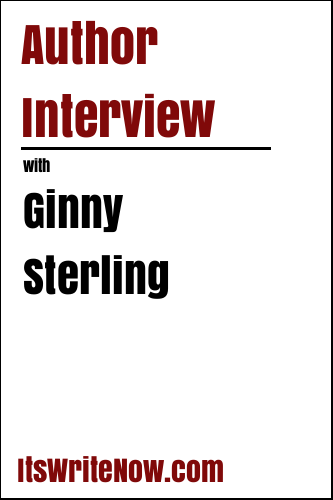 Author Interview with Ginny Sterling
