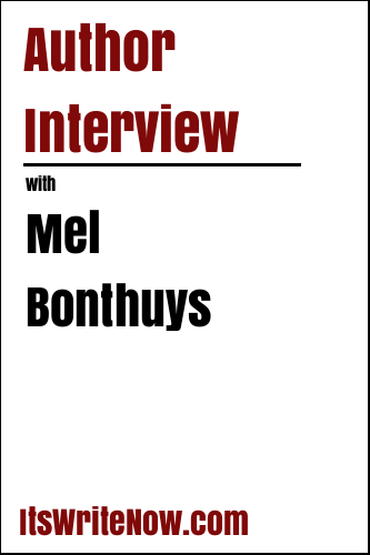 Author Interview with Mel Bonthuys