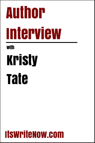 Author Interview with Kristy Tate