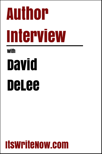 Author Interview with David DeLee