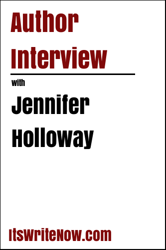 Author interview with Jennifer Holloway of 'Sweet Promise'