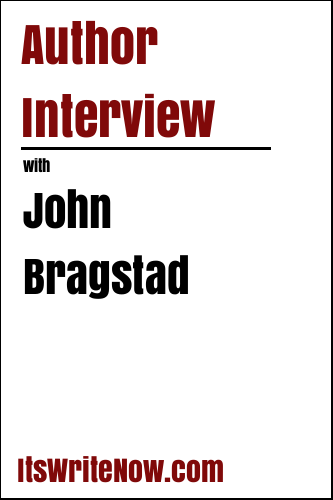 Author interview with John Bragstad of 'Compass Season: Find Your Bearings Through Nature's Inspiration'