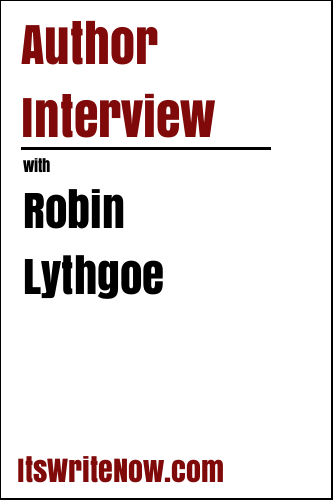 Author Interview with Robin Lythgoe