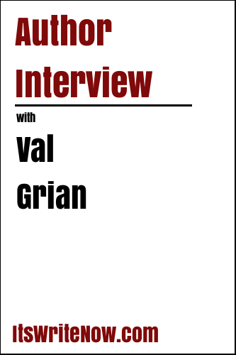 Author Interview with Val Grian
