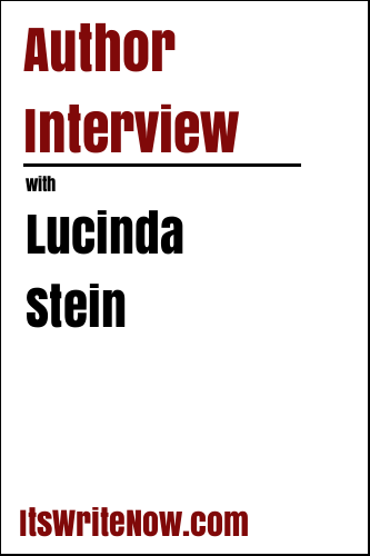 Author Interview with Lucinda Stein