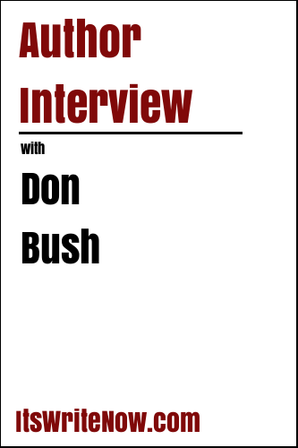 Author interview with Don Bush of 'Listening to the Voice'