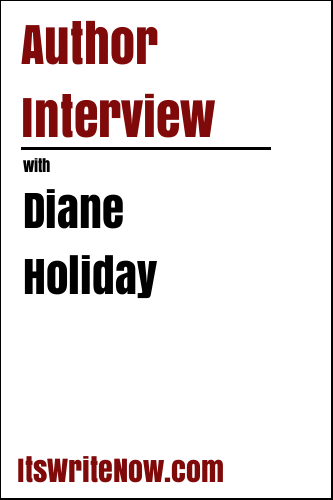Author Interview with Diane Holiday