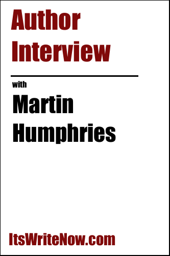 Author Interview with Martin Humphries