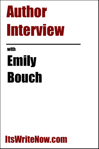 Author interview with Emily Bouch of 'Moving the Chains'