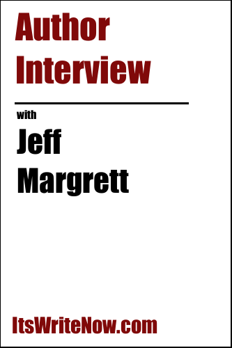 Author interview with Jeff Margrett
