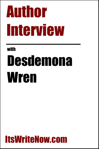 Author interview with Desdemona Wren of 'Marjorie Diaz's Unfortunate Introduction to Magical High Society'