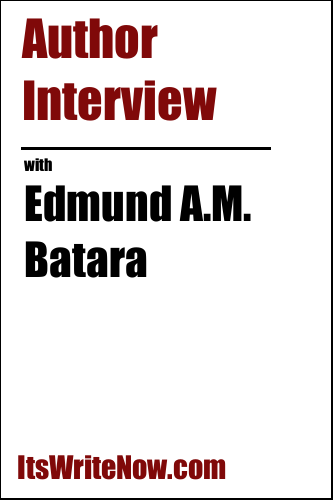 Author interview with Edmund A.M. Batara of 'The Accidental Archmage: Book One - Ragnarok Rising'